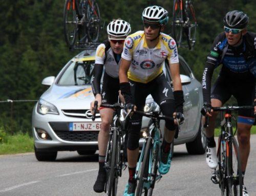 Le Tour de Savoie Mont-Blanc a 20 ans: Le coup de Mas